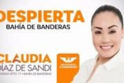 Claudia Díaz de Sandi, mujer de esfuerzo constante y sensibilidad humana