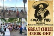 Llega el 5° Taste of Nuevo Vallarta y 17° Chili Cook-off Nuevo Vallarta este sábado