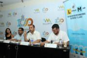 """""""Letras en la Mar"""" se une al Centenario de Puerto Vallarta"""