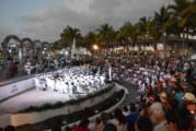 Magnífica velada en PV con la Banda Sinfónica de la SEMAR