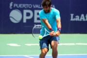 Espectacular tenis en el tercer día del Puerto Vallarta OPEN