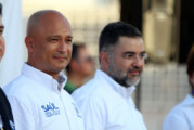 Respaldan candidatos estatales a Saúl López Orozco