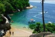La playa más pequeña de México está en Jalisco