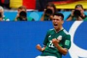 México logra triunfo histórico: vence 1-0 a Alemania con golazo de Lozano