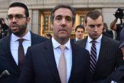 Cohen se declara culpable de fraude fiscal y financiación ilegal de la campaña de Trump