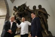 Se reúne Aristóteles Sandoval con López Obrador y Alfaro