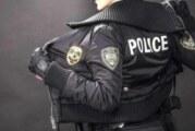Sexy mujer policía se escapa con un reo tras ser liberado