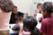 La Fiscalía rescata a 56 niños y niñas tsotsiles víctimas de trata en Oaxaca; eran explotados en cruceros