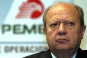 'Rebelión' en Pemex por oportunidad de 'tumbar' a Romero Deschamps