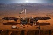 La sonda InSight de la NASA aterriza con éxito en Marte