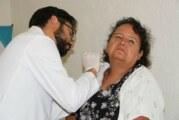 Apoya DIF a pacientes en aplicación de toxina botulínica tipo A