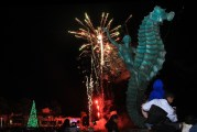 Miles de vallartenses y turistas celebran la llegada del 2019