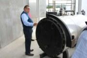 Contará nuevo rastro con modernas instalaciones y equipamiento