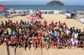 Arranca la V Copa Infantil y Juvenil de Voleibol de Playa en Guayabitos