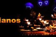 El Show de los Diez Pianos en Teatro Vallarta