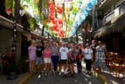 Agentes de viajes de Rusia exploran la Riviera Nayarit