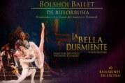 Ballet Bolshoi de Bielorrusia Presenta: La Bella Durmiente, en el Teatro Vallarta