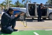Policías Municipales se capacitan en Técnicas de la Función