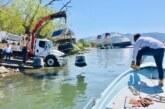 Instala SEGIA aireadores en Estero el Salado