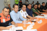 Preparan operativo de seguridad de Semana Santa y Pascua