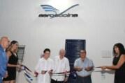 Inauguran instalaciones de la empresa Aerococina