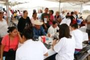 Más de 500 personas atendidas en la jornada de 'Familia Saludable'