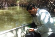 Denuncia Estero El Salado derrame de aguas negras en su ecosistema