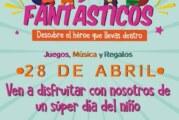 Alista DIF el festival 'Fantásticos', para las niñas y niños de PV