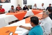 Coordinan operativo para festejos y actividades del mes de mayo