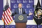 Juez frena política de Trump de regresar a México a migrantes que pidan asilo