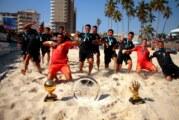 México Campeón de CONCACAF Beach Soccer Championship PV, vence a EUA