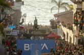 Inolvidable exhibición de Down PV ante más de 35 mil asistentes