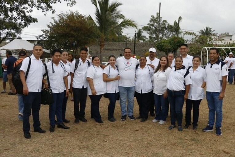 Llevará DIF a La Lija la jornada 'Familia Saludable'