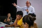 Participa comunidad artística local en taller de gestión cultural