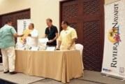 Riviera Nayarit reconoce a 34 supervisores de seguridad de la AHMBB