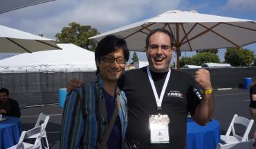 Reencuentro con Hideo Kojima