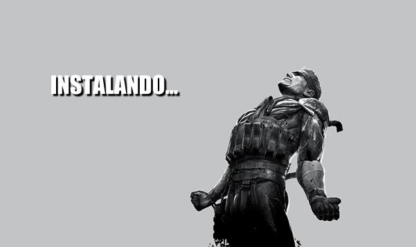 INSTALANDO