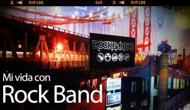 Mi vida con Rock Band