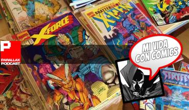 Mi Vida con Comics