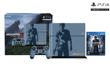 Uncharted 4 Edición Limitada