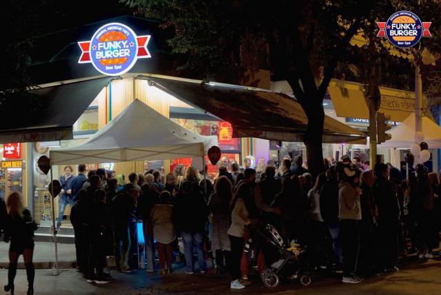 Κατάστημα Funky Burger