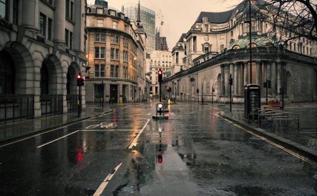 ερημωμένες πόλεις ταινίες