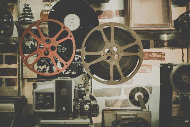 κινηματογραφικές προβολές