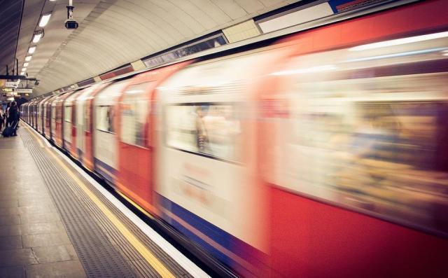 μετρό λονδίνου 2