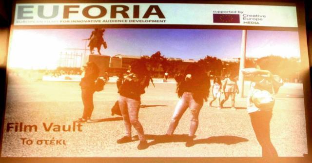 euforia film vault