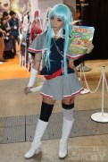 Staff @ Marvelous booth