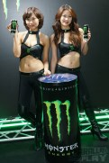 Staff @ Monster Energy Japan booth