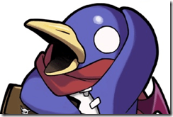 Warning from Prinny Dood