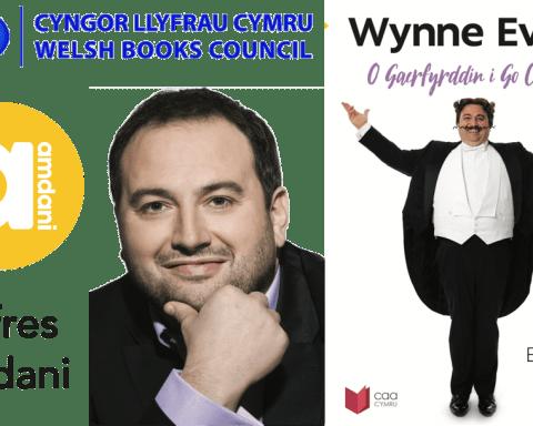 Cyfres Amdani Wynne Evans O Gaerfyrddin i Go Compare