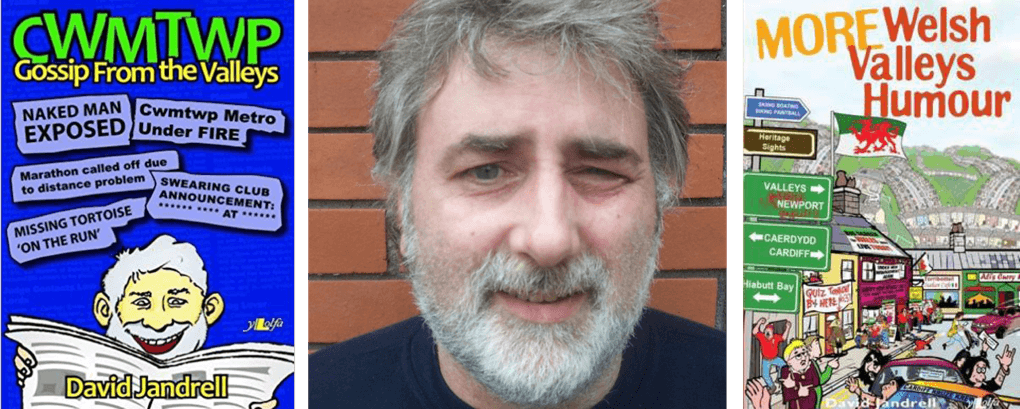 David Jandrell- How I Became an Author